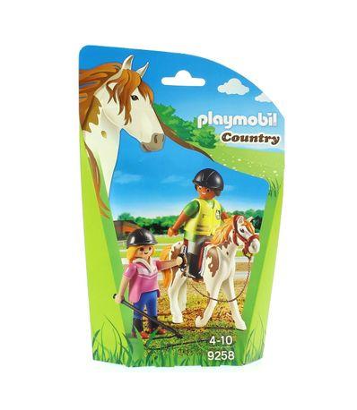Playmobil-Country-Professora-de-Equitacao
