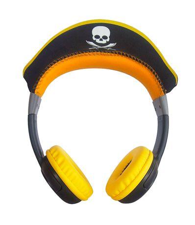Headphones-Infantis-Pirata