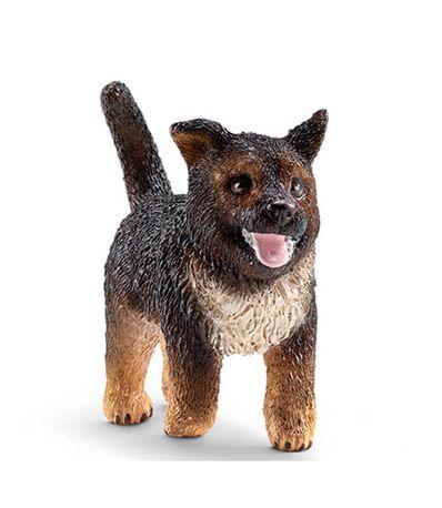 Figura-filhote-de-cachorro-pastor-alemao