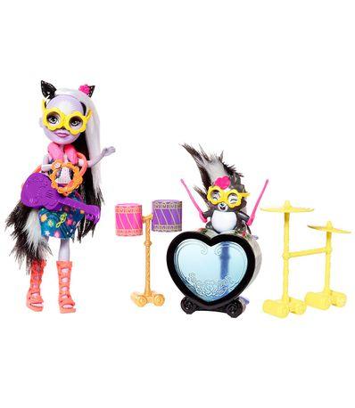 Enchantimals-Sage-Skunk---Caper-Set-de-Bateria