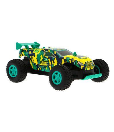 Coche-R-C-Hot-Wheels-Rock-Monster-Verde-1-24