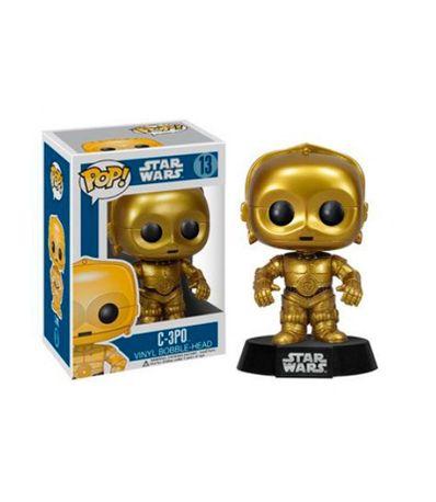 Figura-Funko-Pop-C-3PO