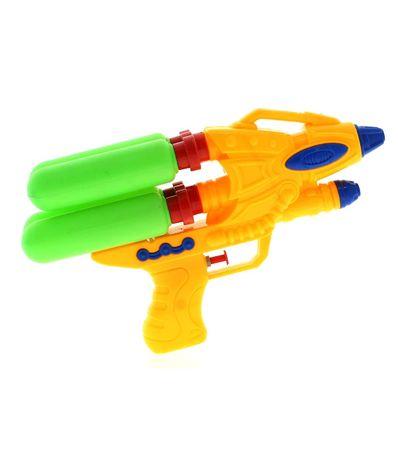 Pistola-de-Agua-4-Depositos-Amarilla