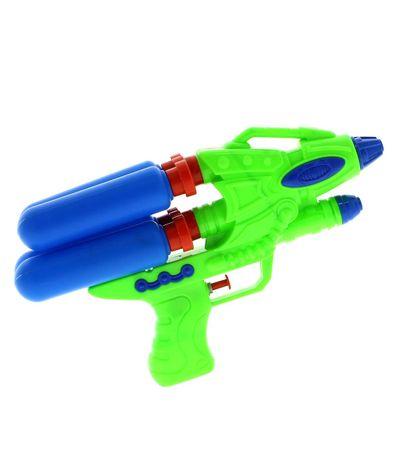 Pistola-de-Agua-4-Depositos-Verde