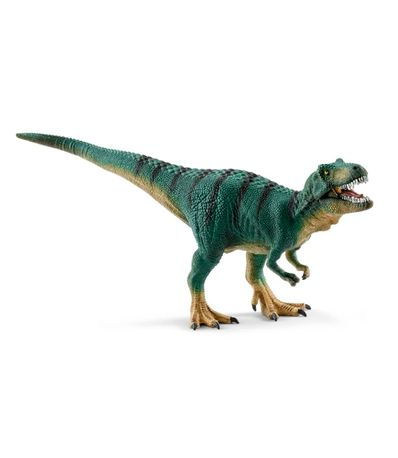 Figura-do-filhote-de-cachorro-do-tiranossauro-Rex