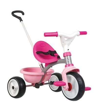 Triciclo-Be-Move-Rosa