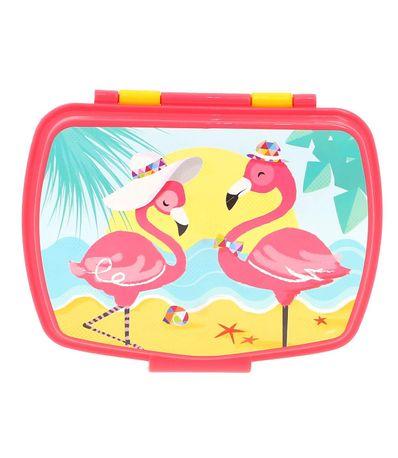 Sandwicheira-Flamingo