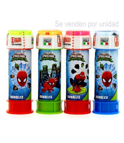 Spiderman-Pompas-de-Jabon