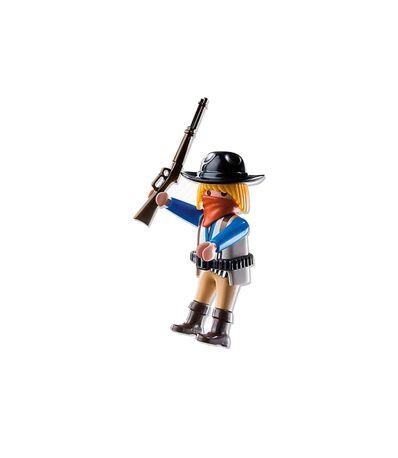 Playmobil-Bandido