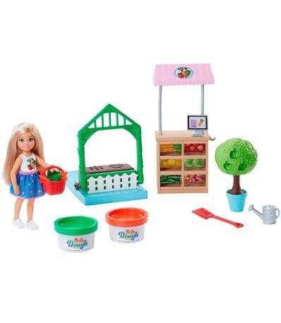 Barbie-Chelsea-y-su-Huerto