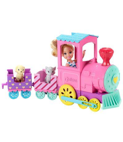Barbie-Chelsea-y-su-Tren-de-Mascotas