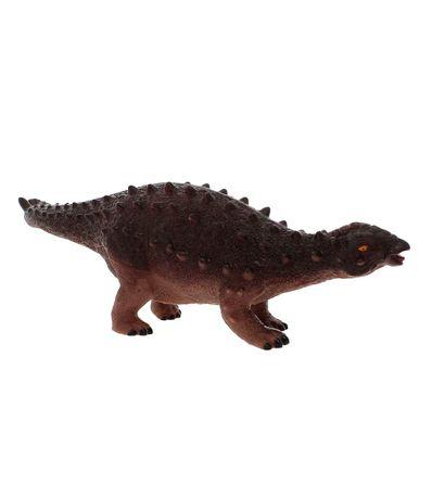 Dinosaurio-36-cm-Marron-Oscuro