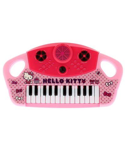 Hello-Kitty-Organo