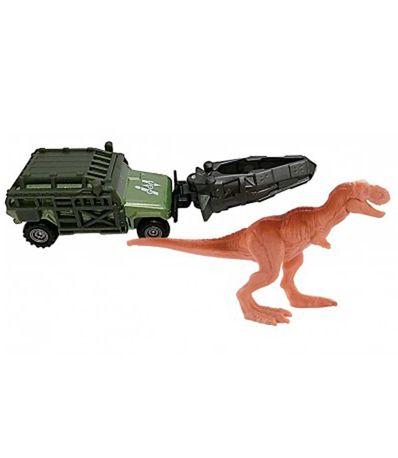 Mundo-Jurassico-Matchbox-Transporter-T-Rex-Hauler