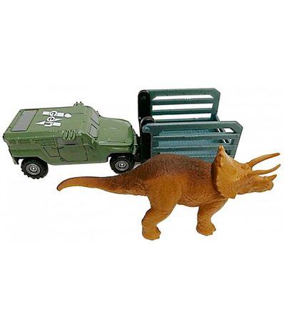 Mundo-Jurassico-World-Matchbox-Transporter-Triceratops