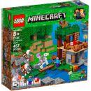 Lego-Minecraft-El-Ataque-de-los-Esqueletos
