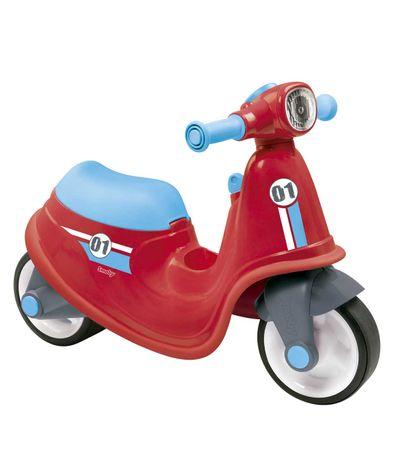 Correpasillos-Scooter-Rojo
