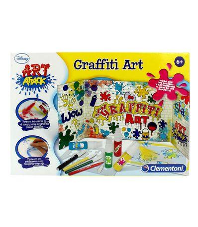 Juego-Art-Attack-Graffiti-Art