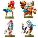 Figura-Amiibo-Pack-De-4--Daruk-Mipha-Revali-Urbosa-Zelda-