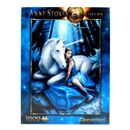 Puzzle-Anne-Stokes-Lua-Azul-de-1000-Pecas