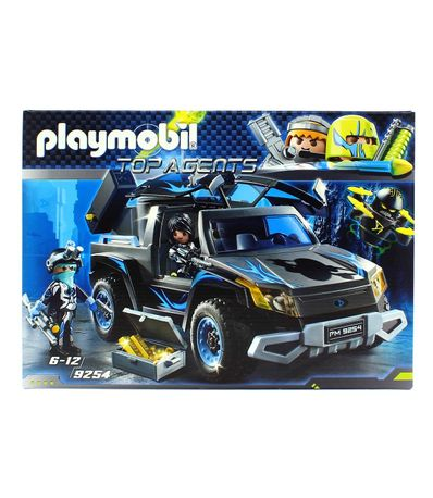 Playmobil-Top-Agents-Pick-Up-de-DrDrone