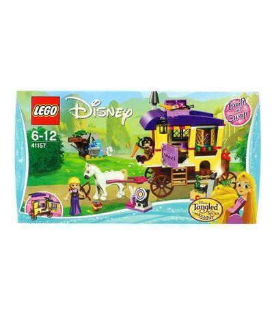 Lego-Disney-Caravana-de-Viagem-da-Rapunzel