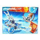 Playmobil-Robot-de-Hielo-con-Lanzador