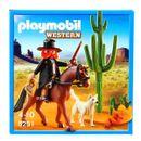 Playmobil-Sheriff-com-Cavalo