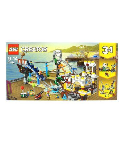 Lego-Creator-Montanha-Russa-Pirata