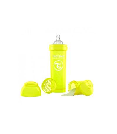 Biberao-Twistshake-Anti-colicas-330ml-Amarelo