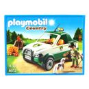 Playmobil-Guarda-florestal-com-pick-up