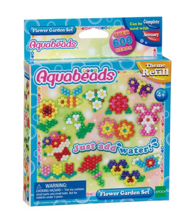 Aquabeads-Garden-Flowers-Pack-Tema