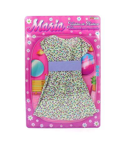 Vestido-Muñeca-85-cm-Flores-Lila