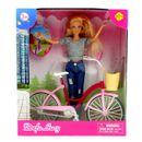 Muñeca-Fashion-Gris-con-Bicicleta