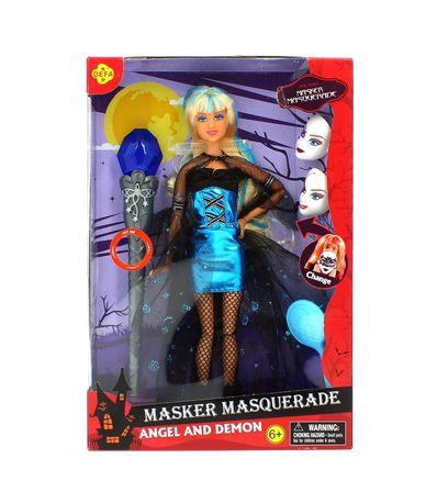 Muñeca-Masker-Masquerade-Azul