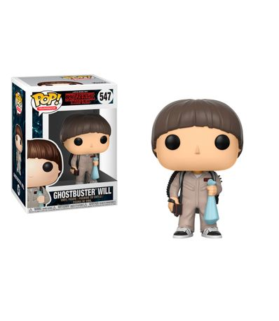 Figura-Funko-Pop-Will-Cazafantasmas---Stranger-Things