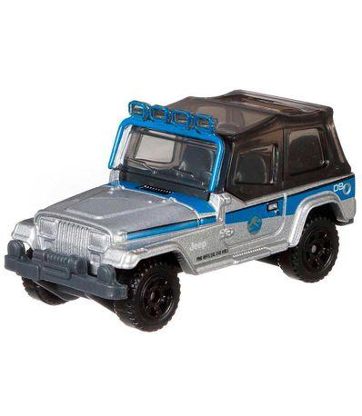 Jurassic-World-Matchbox-Vehiculo--93-Jeep-Wrangler