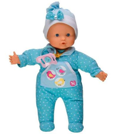 Nenuco-lloron-com-azuis-Pijama
