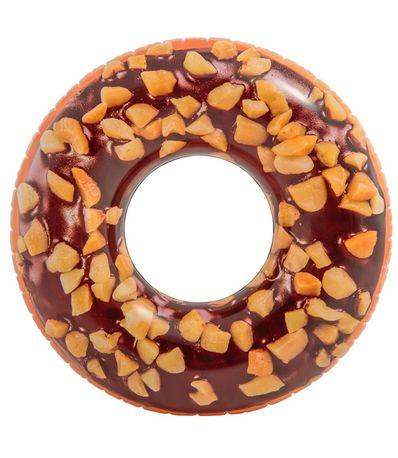 Colchao-Insuflavel-Donut-de-Chocolate