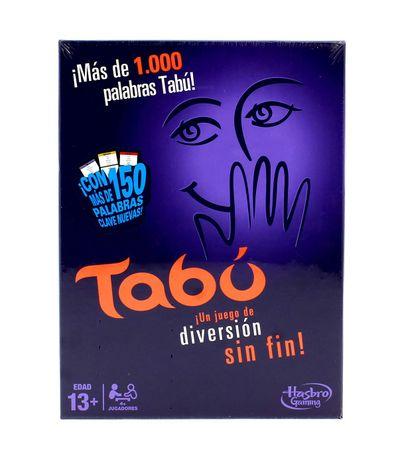 Tabu-Reinvention