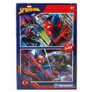 Spiderman-Puzzle-2x60-Piezas