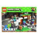 Lego-Minecraft-A-Cova-dos-Zombies