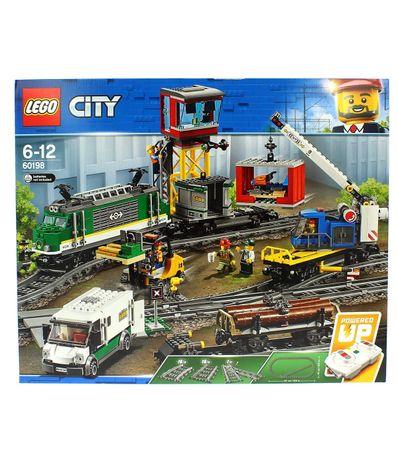 Lego-City-Comboio-de-Mercadorias