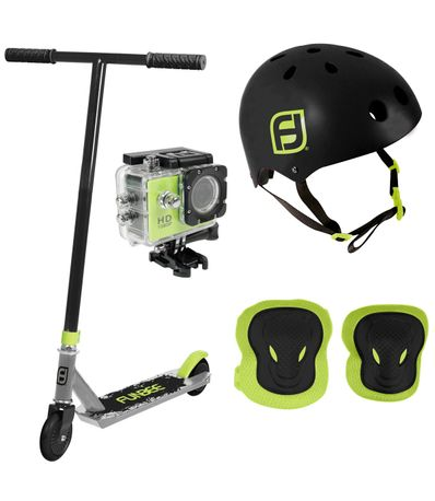 Scooter-com-camera-HD-e-protecoes