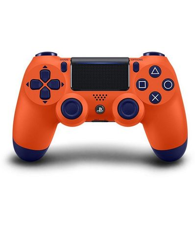 Mando-Dualshock-4-Sunset-Naranja-PS4