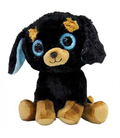 Peluche-Perrito-Negro-Ojos-Grandes-30-cm