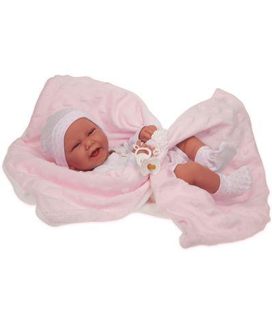 Boneca-Bebe-Carla-Recem-Nascida