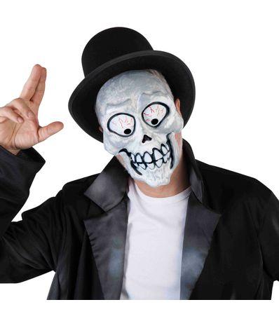 Mascara-Esqueleto-Loco-Adulto