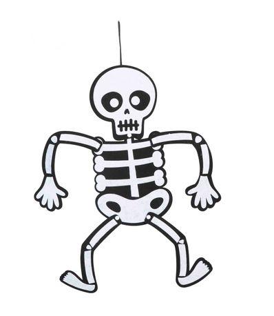 Esqueleto-Movil-de-Fieltro
