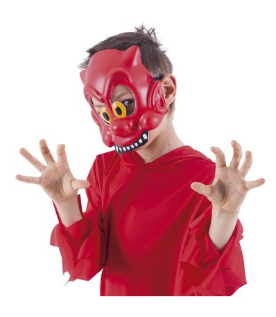 Mascara-Diabinho-Infantil